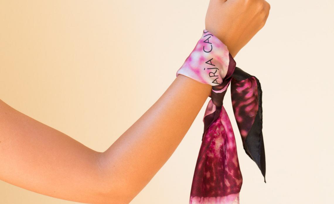 sciarpa donna colori