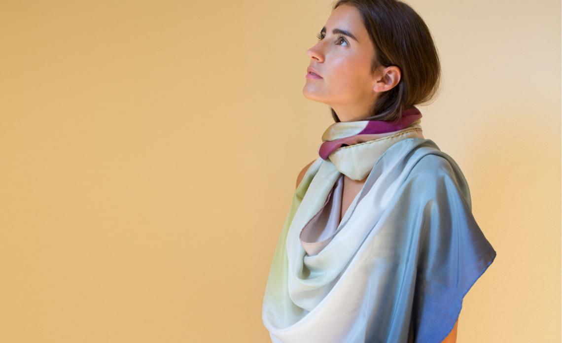 tendenze foulard donna