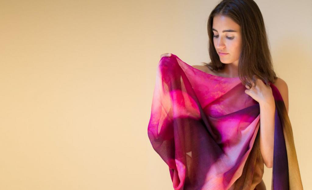 come riciclare vecchi foulard