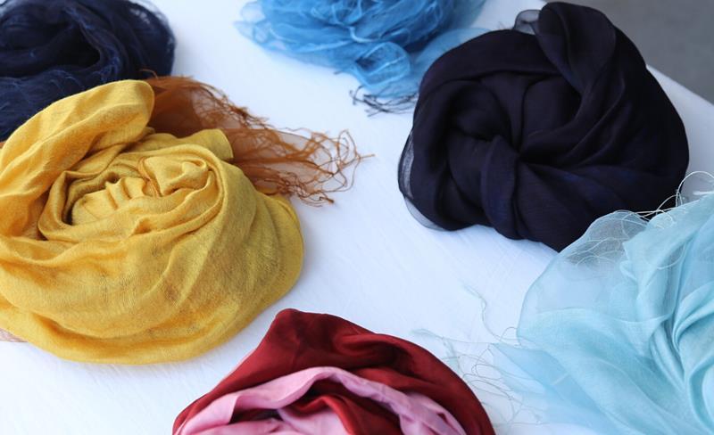 foulard stampati stampa